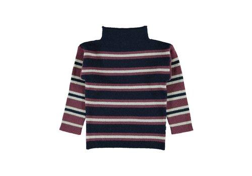Kidscase Copy of Kidscase Jules striped sweater off-white