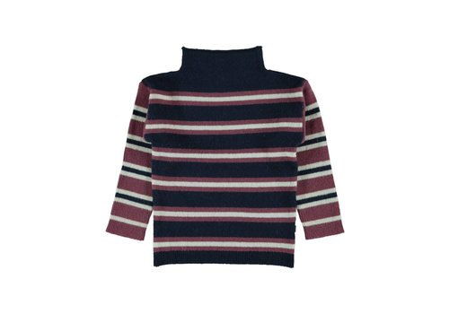Kidscase Kidscase Jules striped sweater dark blue