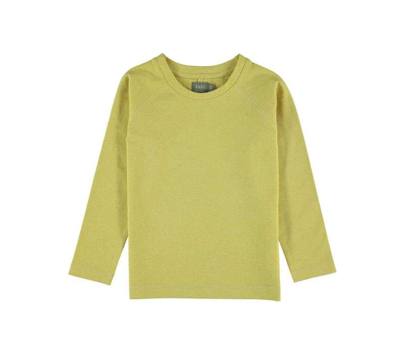 Kidscase Sam t-shirt yellow