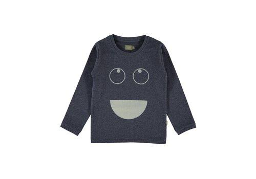Kidscase Kidscase Sam print t-shirt dark blue