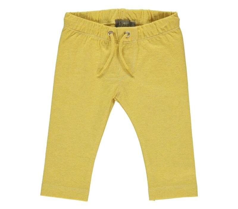 Kidscase Sam pants yellow
