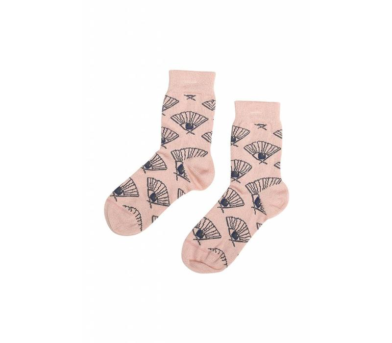Soft Gallery Socks Rose Cloud