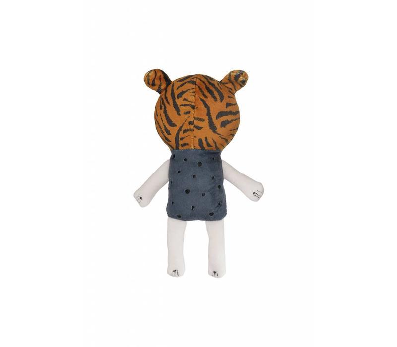 Soft Gallery Baby Tiger Blue