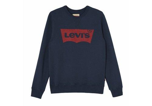 Levis Levis sweatshirt Marine J