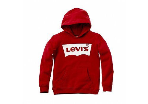 Levis Levis hoodie Red J