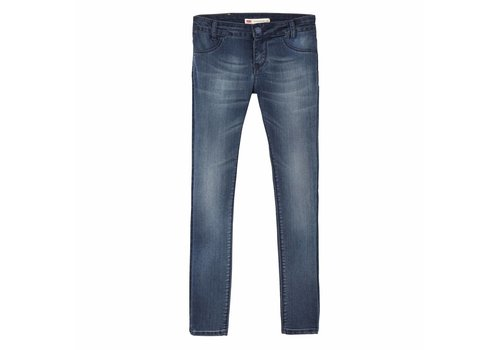 Levis Levis Jeans 710 skinny stretch blue G