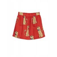 Mini Rodini Spaniels woven skirt