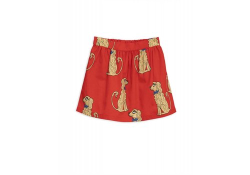Mini Rodini Mini Rodini Spaniels woven skirt