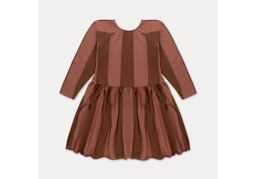 Repose AMS Repose AMS Dress Gold Block Stripe