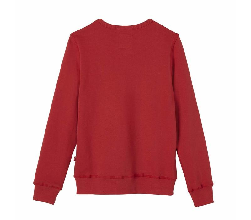 Levis sweatshirt red J