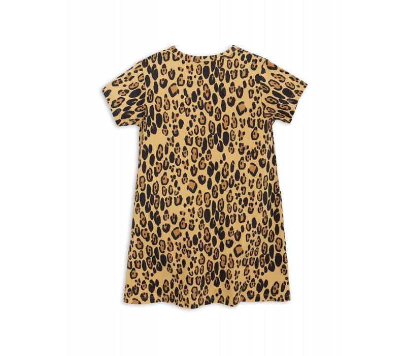 Mini Rodini Dress Leopard