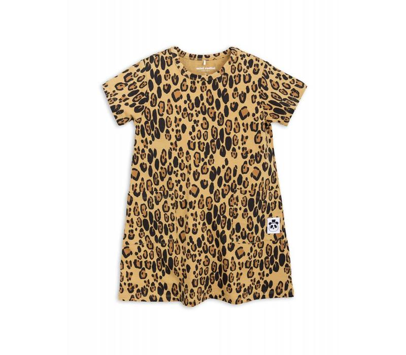 Mini Rodini Dress Leopard