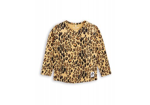 Mini Rodini Mini Rodini Leopard grandpa LS