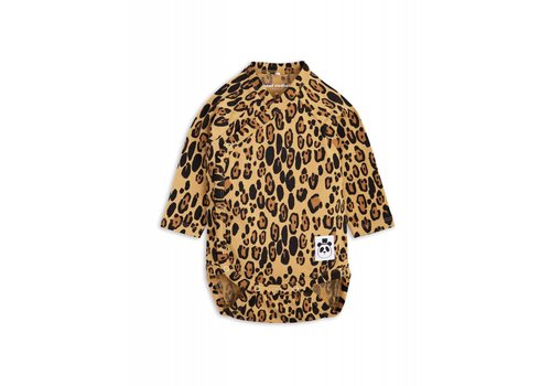 Mini Rodini Mini Rodini basic leopard wrap body