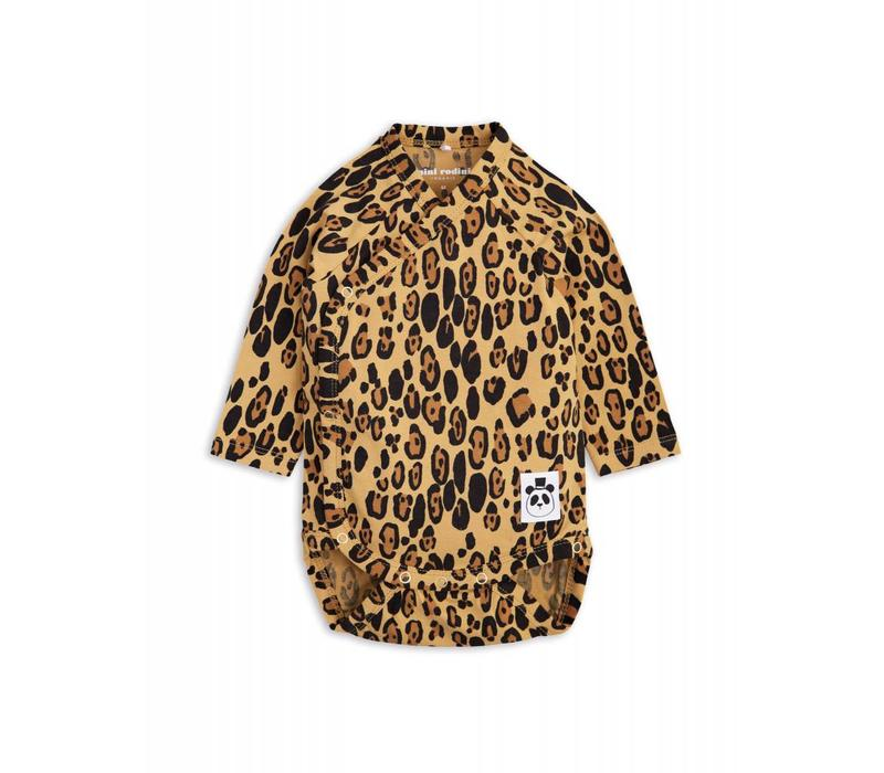 Mini Rodini basic leopard wrap body