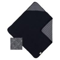 Lux printed wrapcape