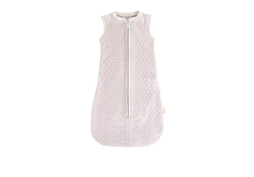 Home by Door Lux printed sleeping bag sand/pink