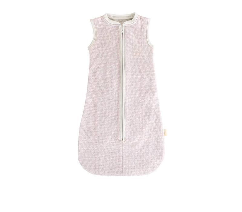 Lux printed sleeping bag sand/pink
