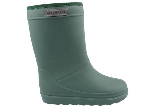 EN FANT Enfant Thermo Boot Green