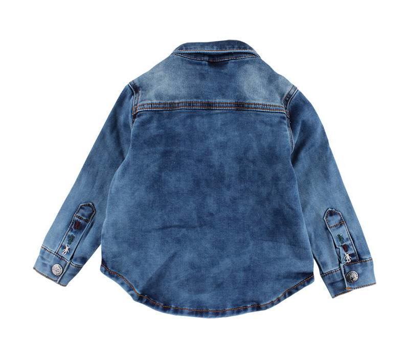Small Rags Hubert LS Denim Shirt
