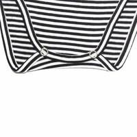 Mingo Bodysuit stripes