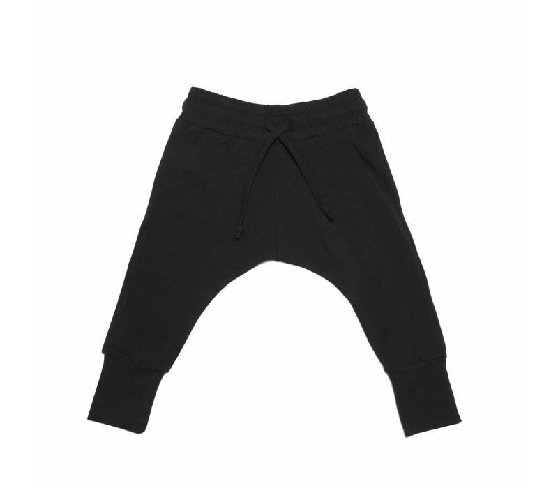Mingo Slim fit jogger Black