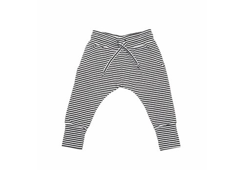 Mingo Mingo Slim fit jogger Stripes