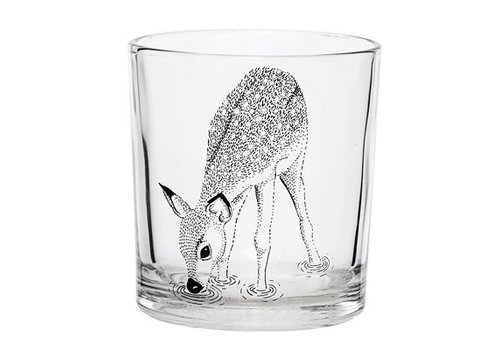 Bloomingville Bloomingville Drinking Glass, Clear, Glass