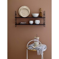 Bloomingville North Shelf, Black, MDF