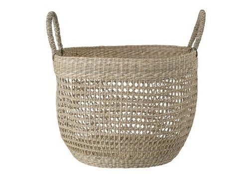 Bloomingville Bloomingville Basket, Nature, Seagrass