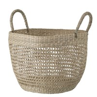 Bloomingville Basket, Nature, Seagrass