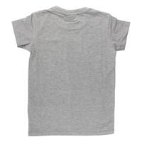 Nordic Label Basic SS Grey Melange