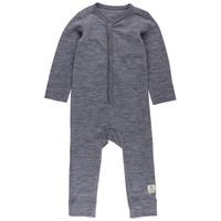 Wool overall Dark Grey