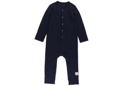 Nordic Label Wool overall Navy