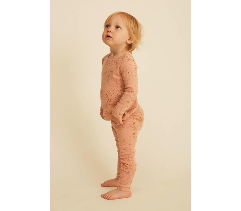 Soft Gallery Paula Leggings Peach Perfect
