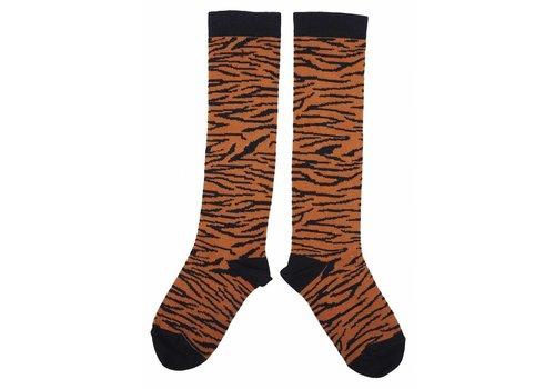 Emile et Ida Emile et Ida sokken Zebra
