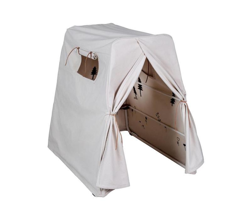 TOWERtent Cloth ( EX. FRAME )