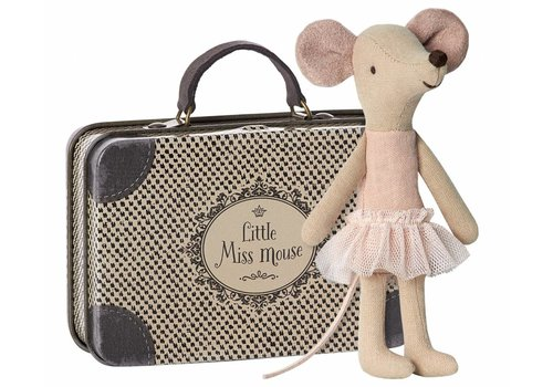 Maileg Maileg Ballerina, big sister in suitcase
