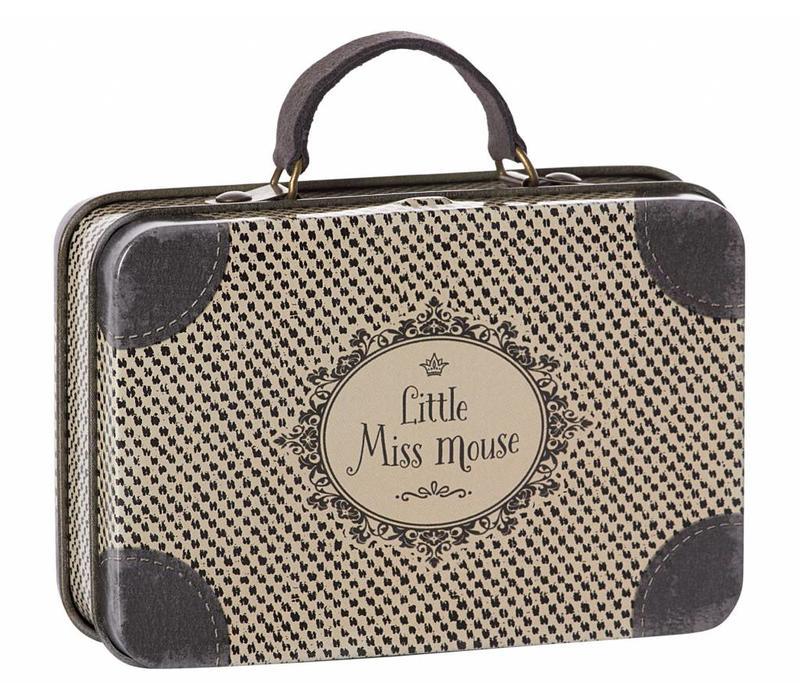 Maileg Ballerina, big sister in suitcase