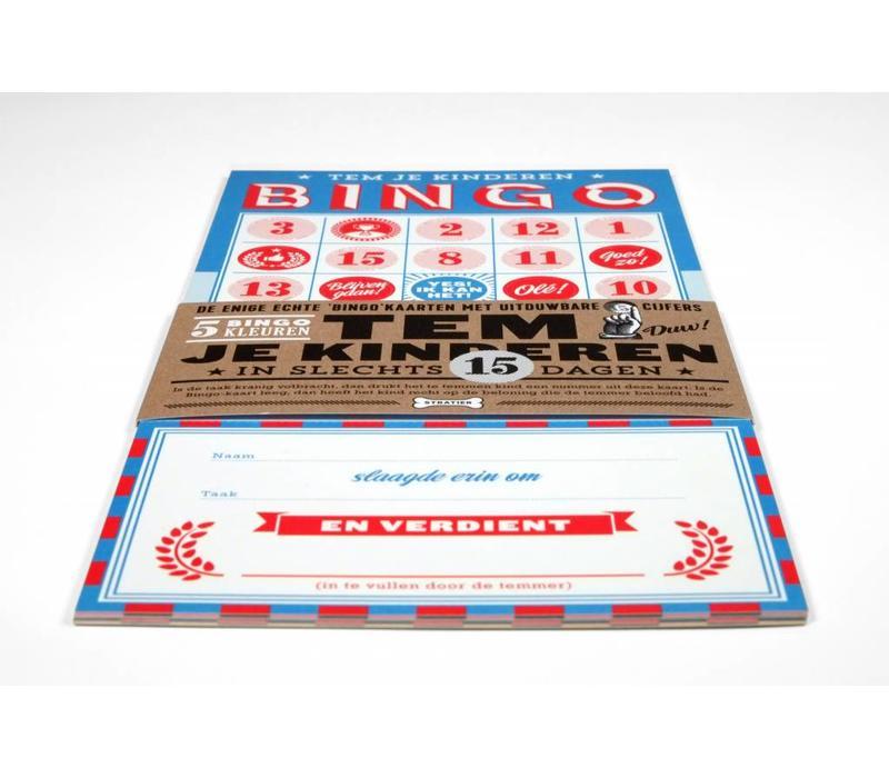 Bingo kaarten- Stratier