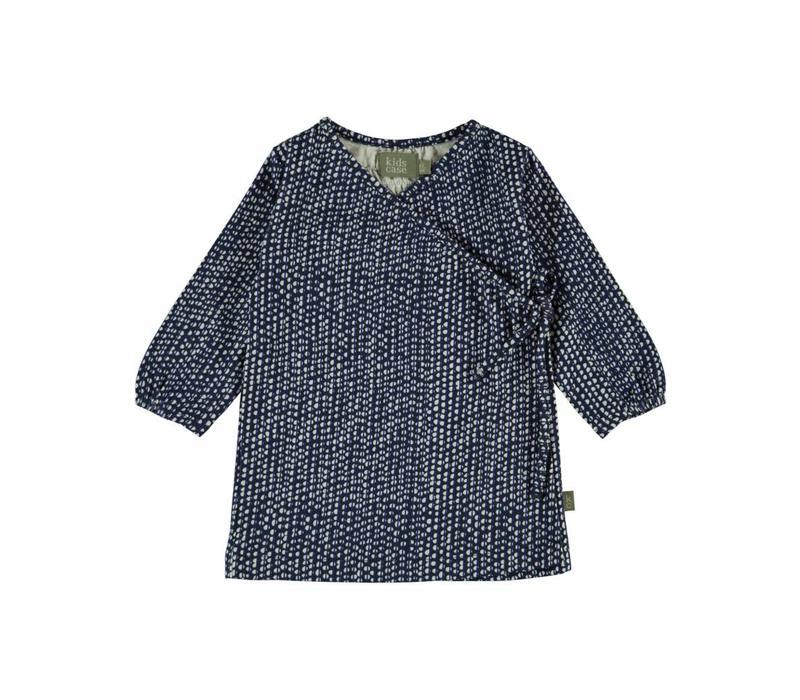 Kidscase Hazel dress blue baby