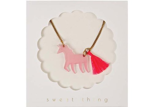 Meri Meri MeriMeri Necklace Unicorn
