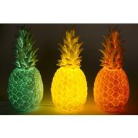 Pineapple lamp - Red - Goodnight light Pineapple