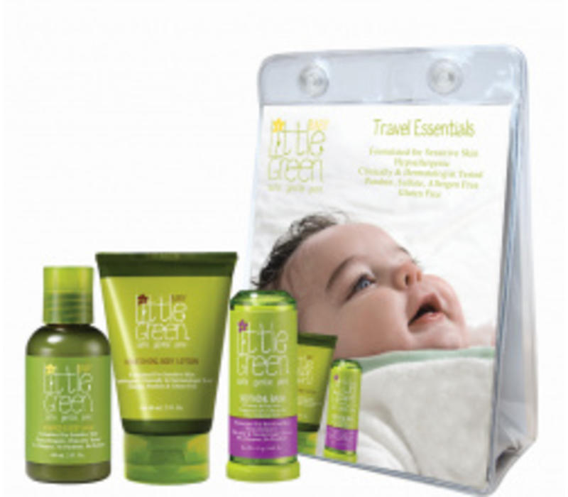 Copy of Little Green Baby gift set Balm Box