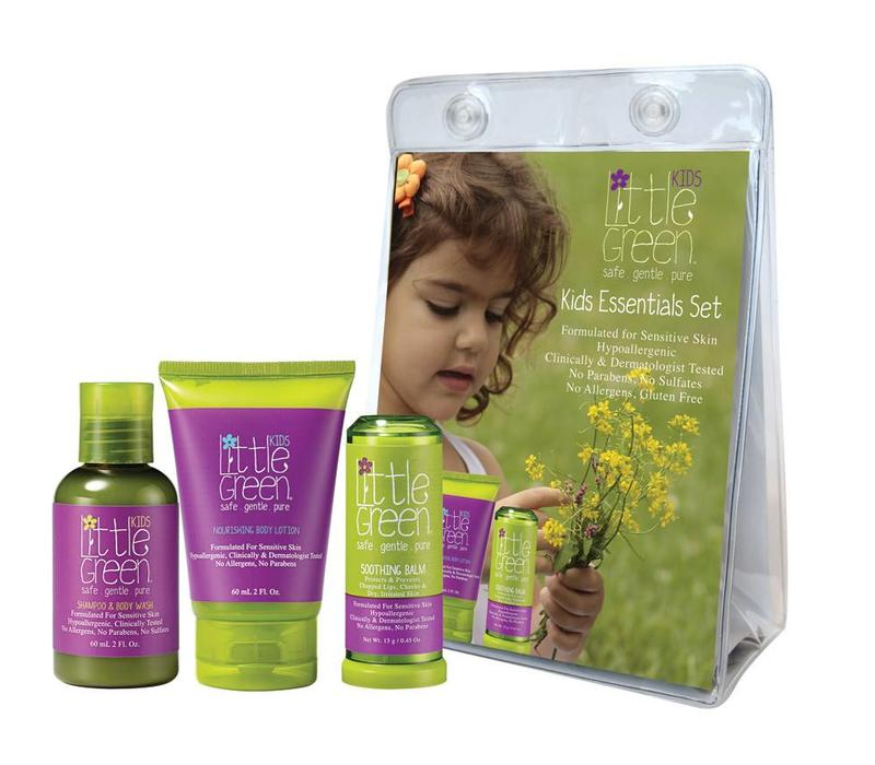 Little Green Travel essentials Kids