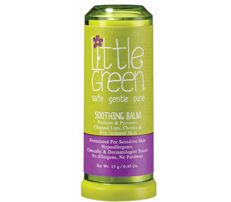 Little Green Soothing Balm