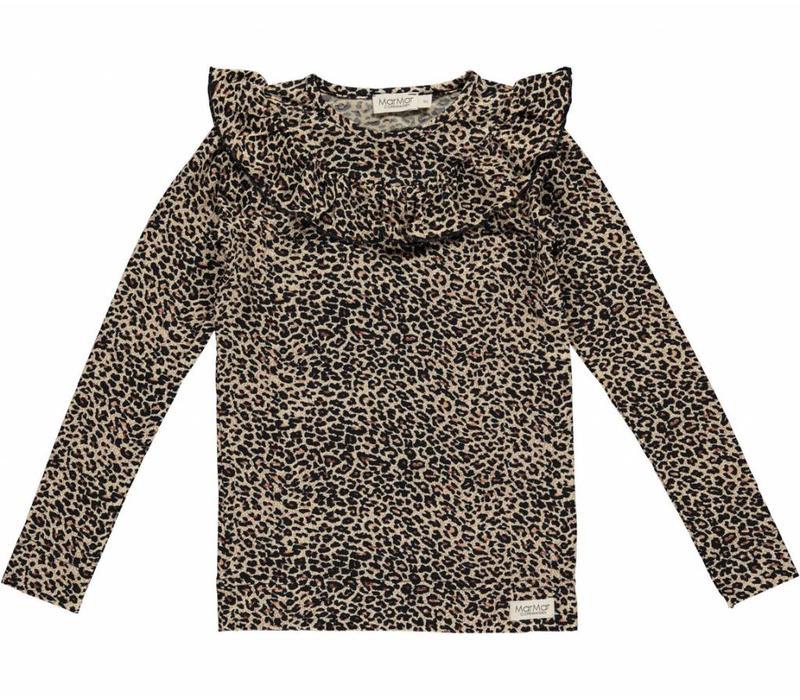 MarMar Copenhagen Leopard Tessie Shirt