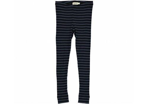 MarMar Copenhagen MarMar Copenhagen Stripes Black-Blue Pants / Leg