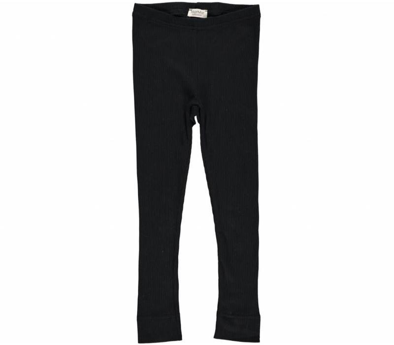 MarMar Copenhagen Black Pants / Leg