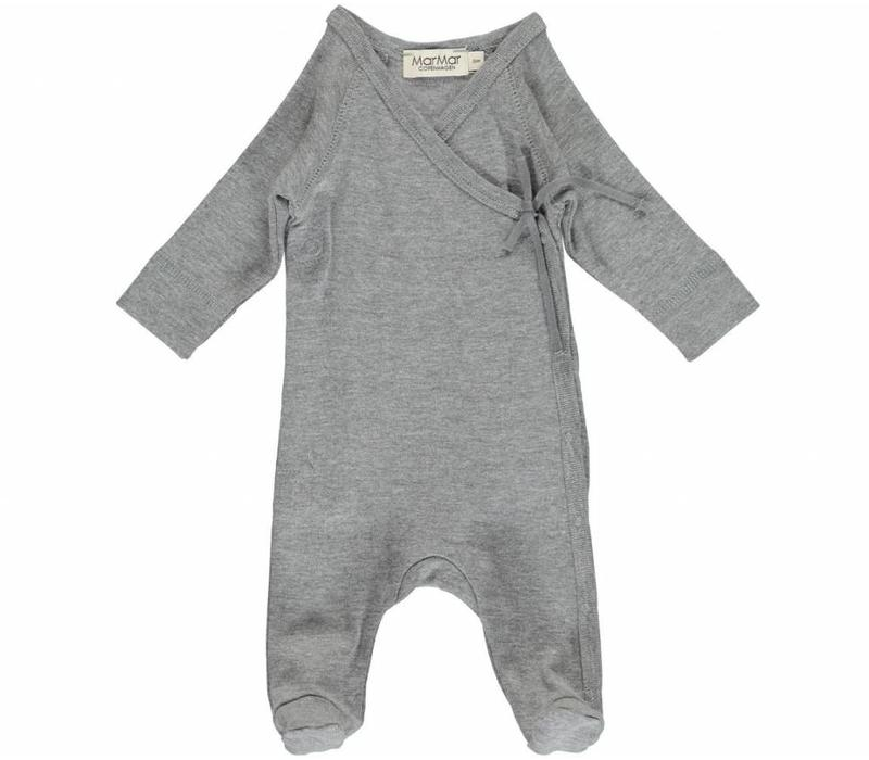 MarMar Copenhagen New Born Suit Grey Rubetta